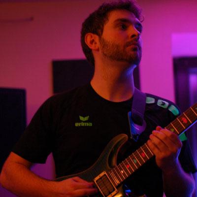 Guitar: Jan Stockhinger
