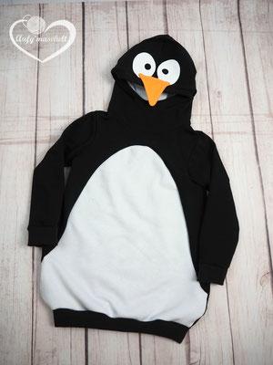 Lybstes. Kostüm, Faschingskostüm selber nähen für Kinder, Pinguin-Kostüm