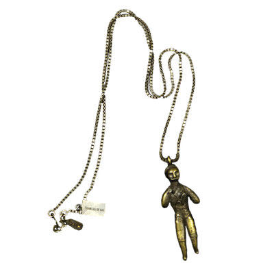 Varde77×THEFT DOLL NECKLACE