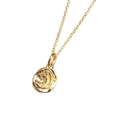 HARIM Ancient Moon Pendant (Gold)