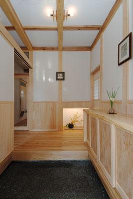 木と漆喰でつくる家,岐阜県,山県市新築,デザイン住宅,オシャレ,