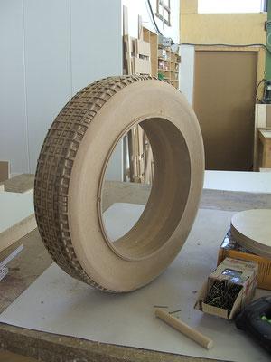 Fräsbearbeitung auf der 3 Achs CNC