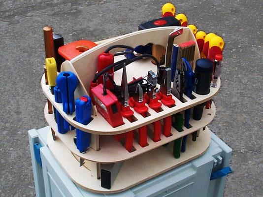 werkzeugträger elektriker