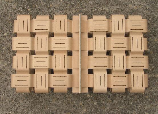 Parkhaus Köln 3D CNC Fräsen