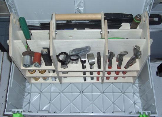 werkzeugträger dachdecker