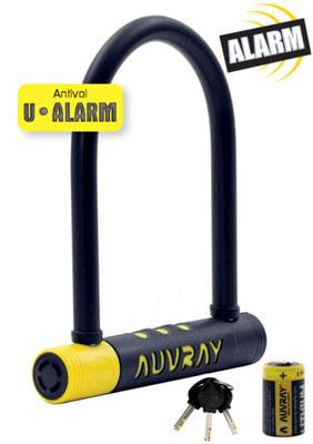 antivol AUVRAY U alarme  69€00