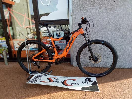 vélo électrique KTM , BH , CUBE
