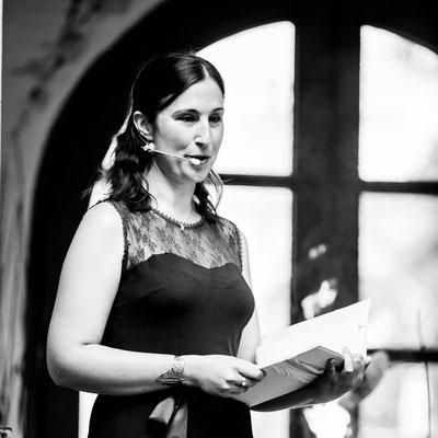 Barbara Christina Merz, freie Theologin und Rednerin – Foto von Emanuel Spiegel
