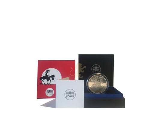 10 Euro Lucky Luke 2021 Silber  #1
