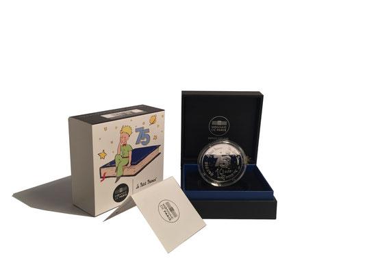 Der Kleine Prinz 2021 Silbermünze 10 Euro