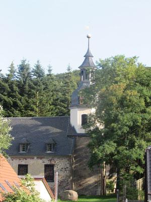 Die Kirche in Friesdorf