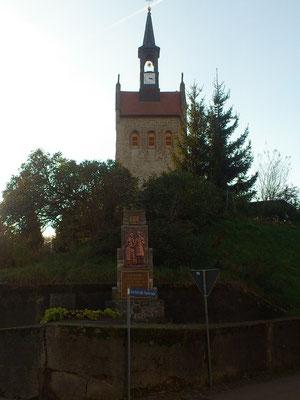 St. Bonifatius Kirche Vatterode