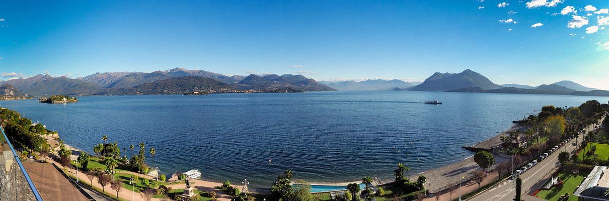 Lago Maggiore bei Stresa