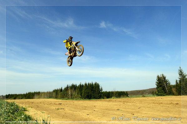 Sportfotografie von Heinz Toperczer, Actionfotografie