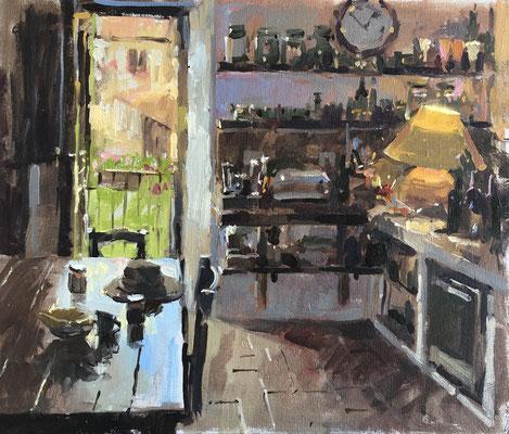 Umbrian kitchen