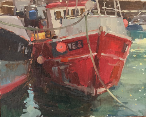 Delta Dawn, Padstow (SOLD)