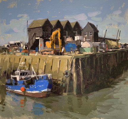 Whitstable harbour (SOLD)