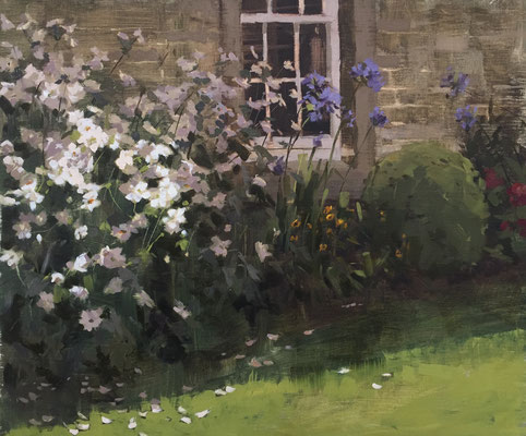 Wood anemones at Carr Head Hall (private collection)
