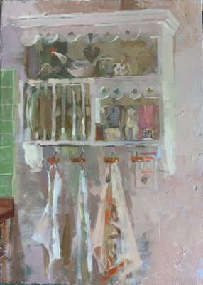 French kitchen (private collection)