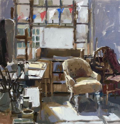 Studio by the sea (SOLD)