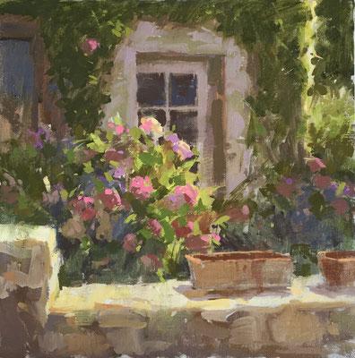Breton window (SOLD)