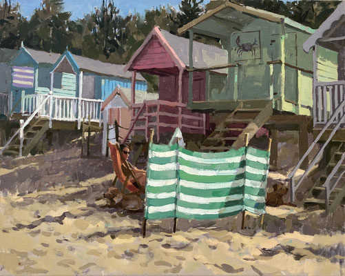 The crab hut, Wells-next-the-sea