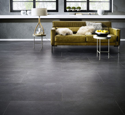 Vinylboden antigua stone Cement moro