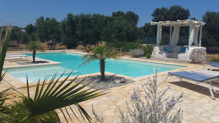 Ferienhaus In Apulien Mieten Vermietung Villa Tempo Delle Stelle