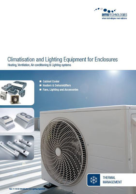Climatisation and Lighting Equipment for Enclosures