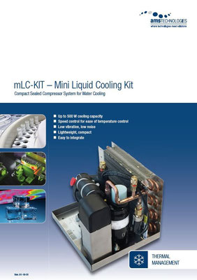 Development Kit for Compact Liquid Cooling