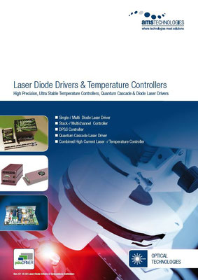 Laser Diode Drivers & Temperature controllers