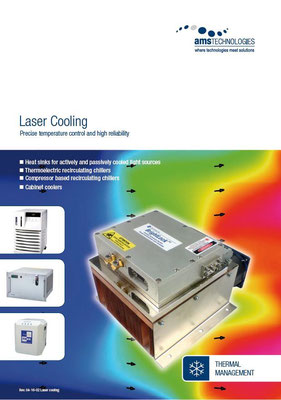 Laser Cooling –  Precise temperature control and high reliability