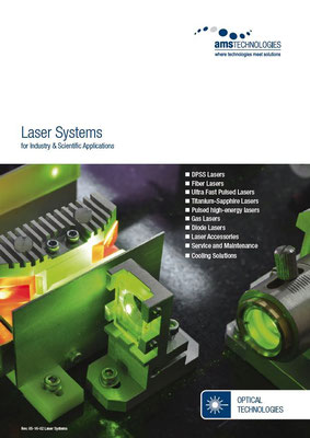 Laser Systems for Industrial and Scientific Applications