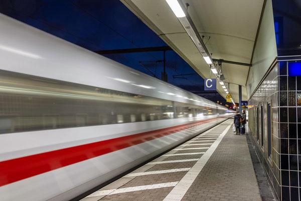 Wolfsburger Hauptbahnhof