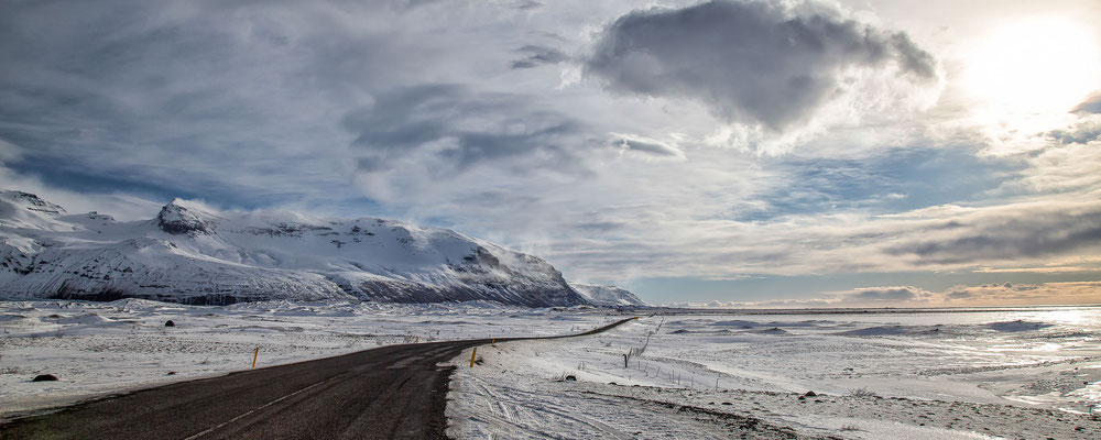 Island im Februar