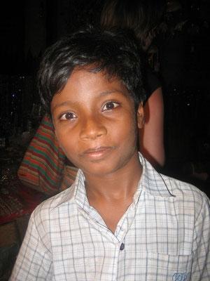 Junge in Goa