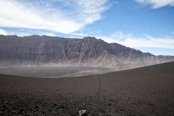 Aufstieg zum Pico Pequeno