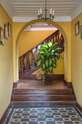 Sao Filipe renoviertes portugiesisches Haus
