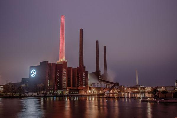 altes Kraftwerk Volkswagen