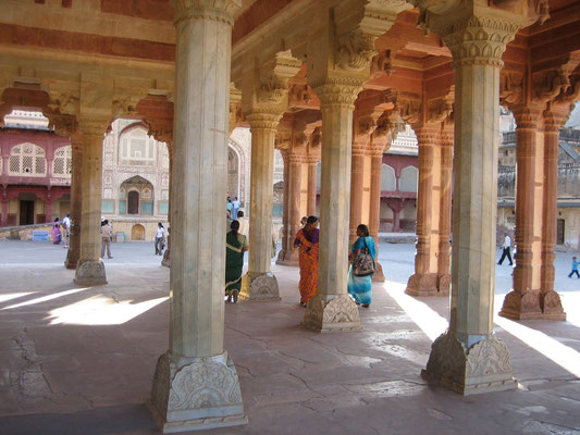 Palast in Jaipur