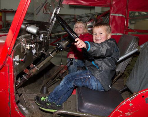 Der Nachwuchs ist bereit für die nächste Feuerwehrgeneration.