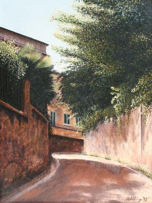 1998 Varese Mischtechnik auf Leinwand 40x30 cm