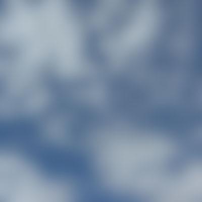 2016 Wolken1 Digitalfotografie auf Alu Dibond 60x60 cm