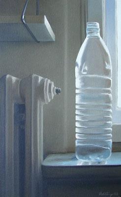 2002 Wasser Öl auf Leinwand 50x30 cm