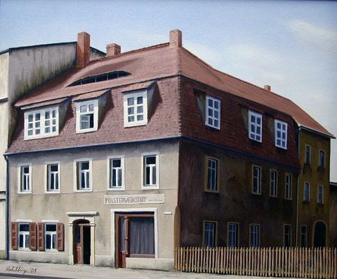 2001 Casa Veronika Öl auf Leinwand 50x60 cm