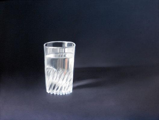 2019 Silberkännchen (Hommage à Chardin) Öl auf Leinwand 30x40 cm