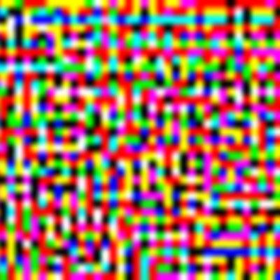 2016 molto sfumato 1 Digitale Grafik auf Leinwand  100x100 cm