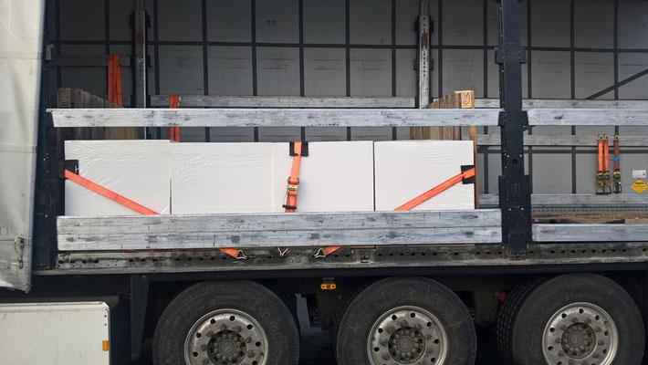 Ladungssicherung Gerhard Hölzemann Transporte aus Rehe im Westerwald