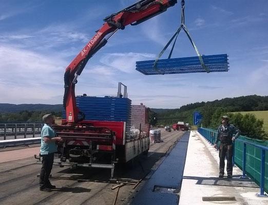 Spedition Gerhard Hölzemann Transporte aus Rehe im Westerwald - für sicheren Güterverkehr