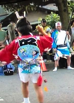 カワイイ踊り子さん